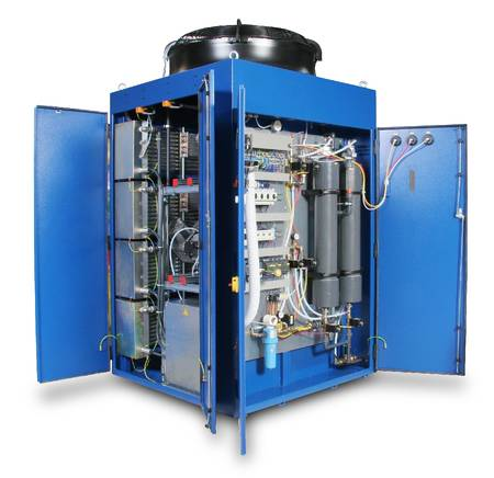 Ozone Generator Multizon